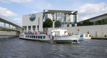 Best of Berlin Tour by City Circle + Bateau